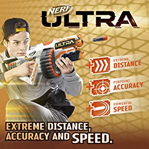 Extreme Distance, Accuracy and Speed