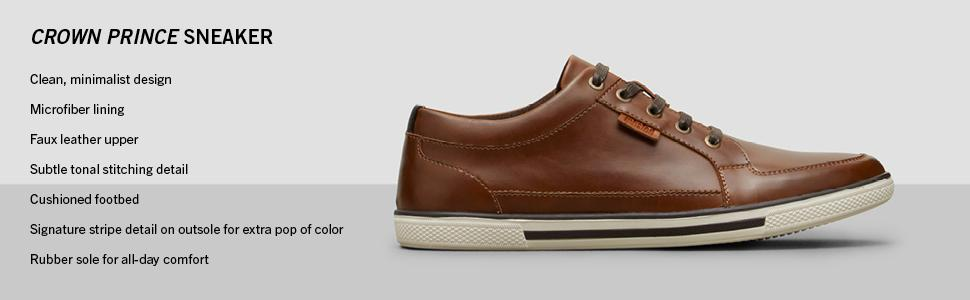 Crown Prince Fashion Sneaker