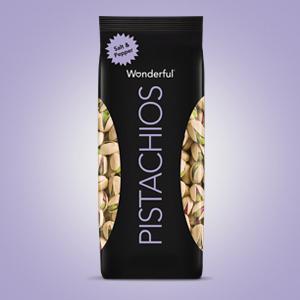 salt and pepper flavor pistachios