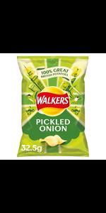 walkers pickled onion crisps