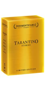 Cofanetto Tarantino Stories DVD