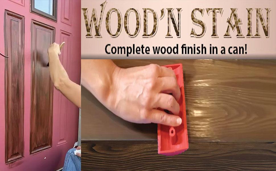 wood'n stain