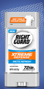 Xtreme Defense Arctic Refresh Gel