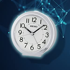 Seiko, clock, alarm