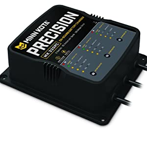 precision charger