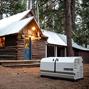 power electricity outage camping off grid storm emergency job site remote fuel ACDC camper RV