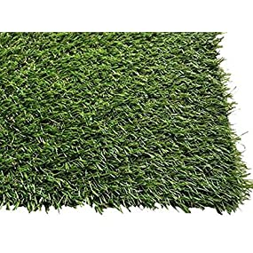 Amazon Com Pzg 1 Inch Artificial Grass Patch W Drainage