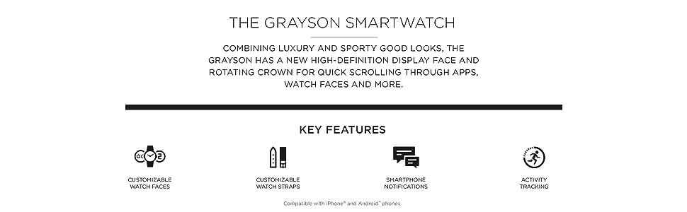 Michael Kors, Kors, MK, Michael Kors Access, Smart watch, Smartwatch,