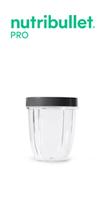 NutriBullet 24oz Cup with Lip Ring