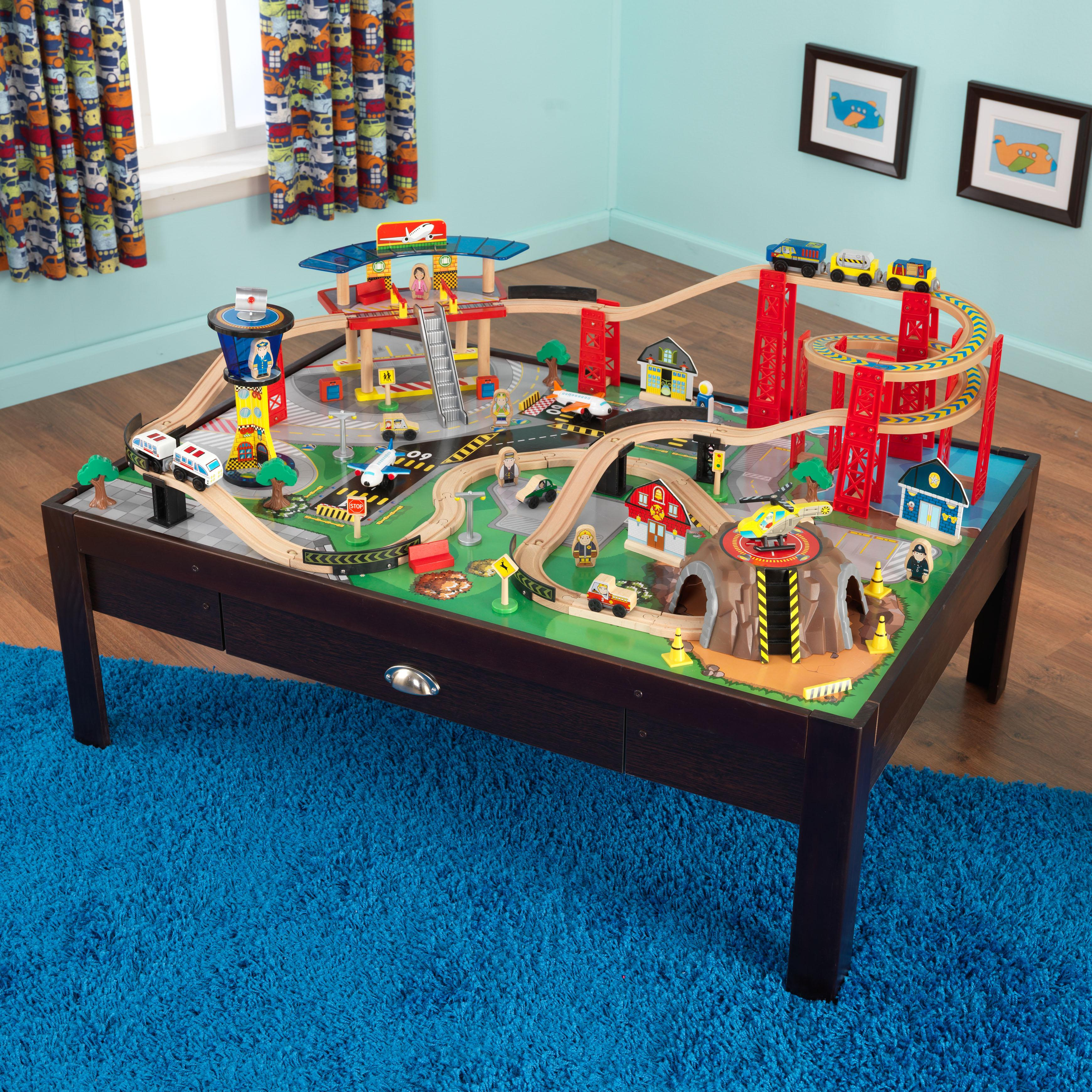 for table wooden com tables train kids wallowaoregon