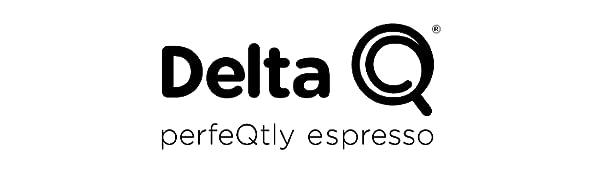 Delta Q QOOL Evolution Black Cafetera Cápsulas, 1200 W, 1 ...