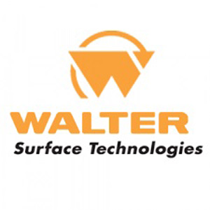 Surface Finishing Drum Finishing Products and Accessories Walter 07J452 COOLCUT Linear Finishing Flap Abrasive Drum 4-1//4 in 120 Grit