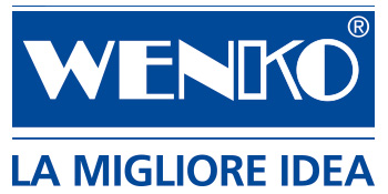 WENKO 19478100 Dosificador de jab/ón Vercelli