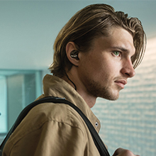 work earphones