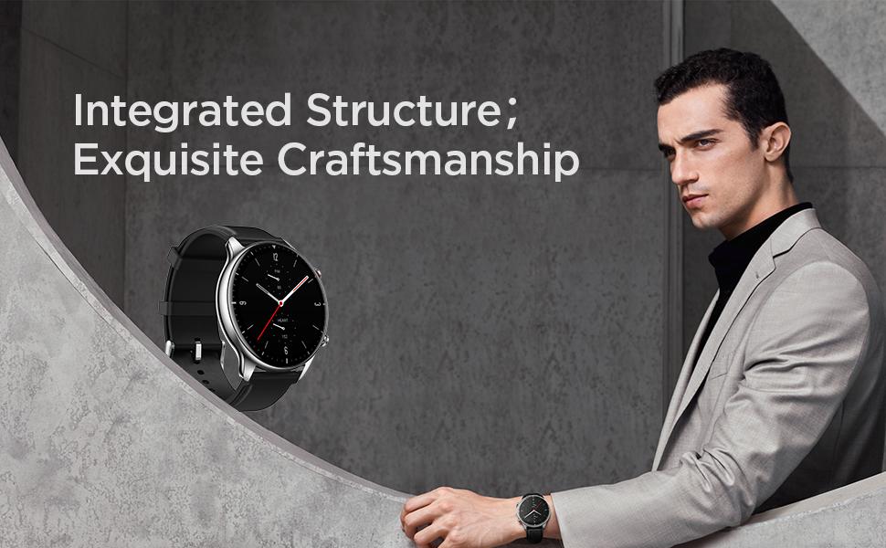 Smartwatch with Exquisite Craftsmanship