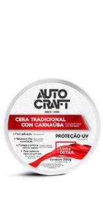 Cera Carnauba Autocraft