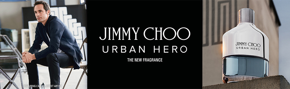 JCH Urban Hero Edp Vapo 30ml: Amazon.co.uk: Luxury Beauty