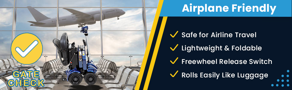 airplane gate check