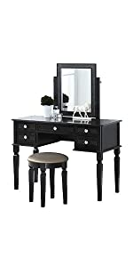 Amazon Com Bobkona F4072 St Croix Collection Vanity Set