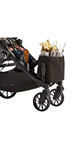 Amazon Com Baby Jogger City Select Lux Stroller Granite