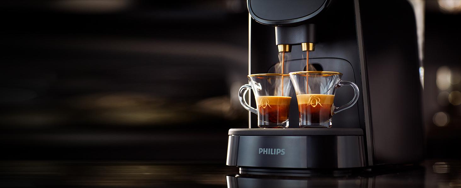 Philips LOR Barista LM8016/90 - Cafetera compatible con cápsula ...