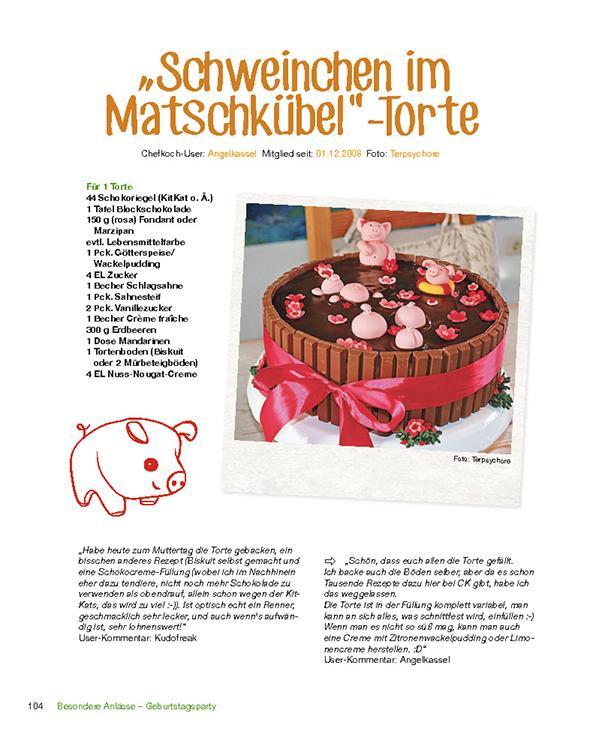 Chefkoch De Fun Food 80 Lieblingsrezepte Von Den Usern Gewahlt