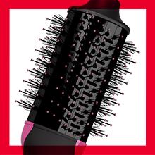 Revlon; Volumizer; short hair; hair care; styling tool