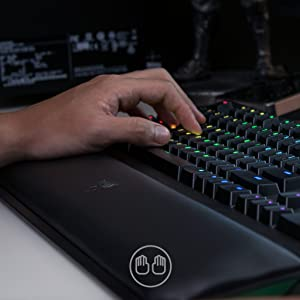 Details about Razer BlackWidow Chroma V2 RGB Mechanical Gaming Keyboard  Razer Green Switches