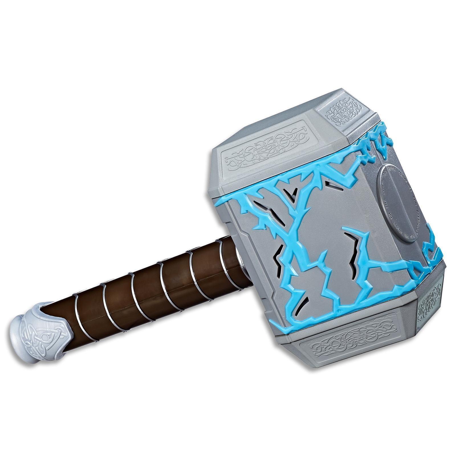 Marvel AVENGERS - Thor Ragnarok - Rumble Strike Hammer with