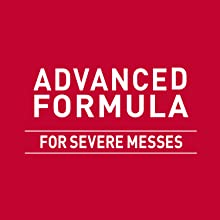 advanced for severe messes