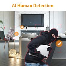 AI Human Detection