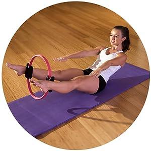 pilates crossfit Gym SPRI power 90 Chalean workout