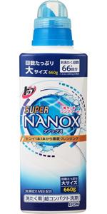 トップ スーパーナノックス洗濯洗剤 本体