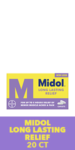 Midol Long-Lasting