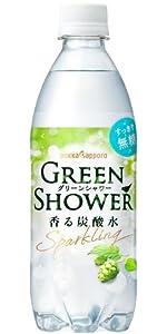 グリーンシャワー 500ml×24本