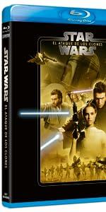 star wars el ataque de los clones dvd pack