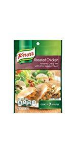 Knorr Gravy Mix Roasted Chicken 1.2 oz