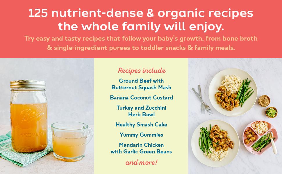 nutrient dense organic recipes