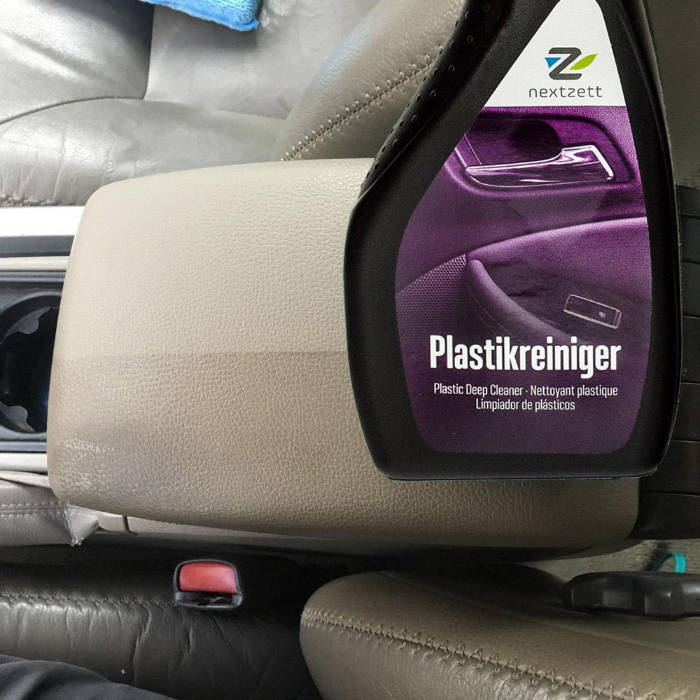 Nextzett 92441015 Plastic Deep Cleaner 16 9 Fl Oz Automotive