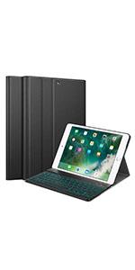 iPad 6th gen keyboard case backlit