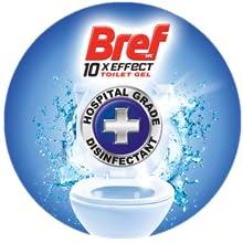 Bref; Toilet Cleaner; Hygienic Foam; Clean; Urine scale; Best; Hospital grade; Disinfectant