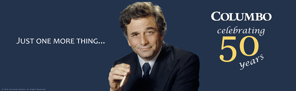 Amazoncom Columbo The Complete Series Peter Falk Movies