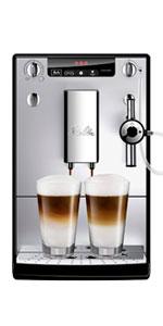 Melitta Caffeo Passione-Cafetera automática, 1400 W, Color Negro y ...
