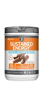 protein drink endurance energy