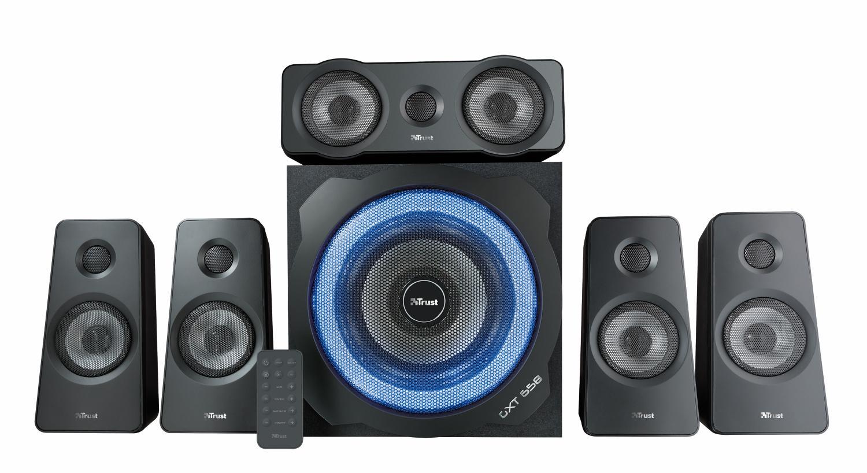 Trust GXT 658 Tytan 5.1 Gaming Surround Speaker System