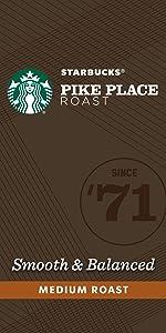 nespresso pods, starbucks pods, coffee pods