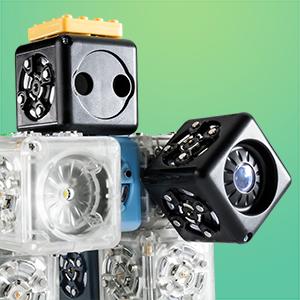 Cubelets, robot blocks, Modular Robotics