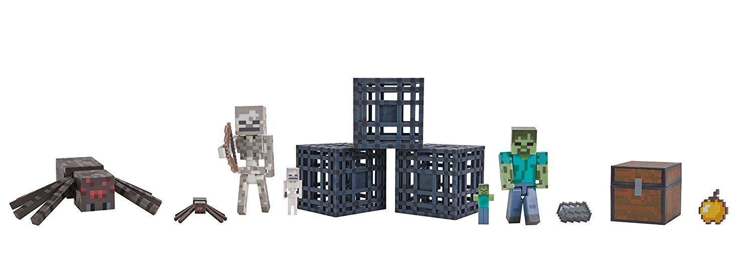Amazon.com: Minecraft Dungeon Pack: Toys & Games