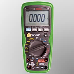 Bosch Professional Diagnostics Tester meter analyzer scope