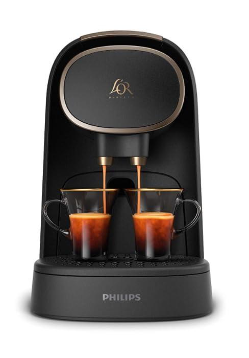 Philips LOr Barista LM8014/80 Cafetera Espumador de Leche ...